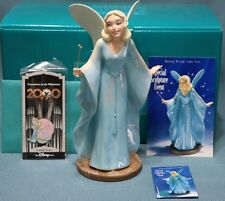 WDCC Blue Fairy from Disney's Pinocchio NIB + picture card, pin & Millennium pin