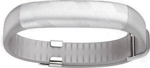 UP2 by Jawbone Fitness Exercise Sleep Activity Tracker Bluetooth Wristband- Grey
