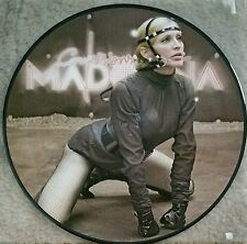 "MADONNA Confessions Tour Rehearsal Live12"" PICTURE DISC Vinyl  New!"