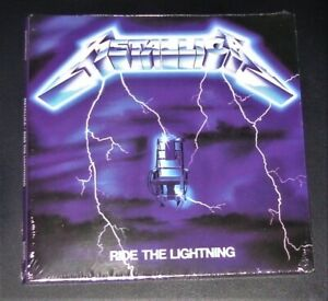 METALLICA RIDE THE LIGHTNING REMASTERD CD IM DIGISLEEVE SCHNELLER VERSAND NEU