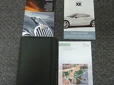 2007 Jaguar XK Coupe Convertible Owner Owner's Manual User Guide 4.2L