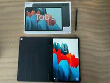 """Samsung Galaxy Tab S7 128 GB, Wi-Fi+ LTE,  11"""" - Mystic Black"""