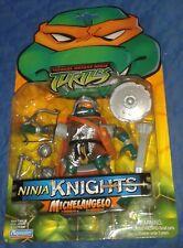 2004 *** NINJA KNIGHT MIKE MICHAELANGELO MOC *** TEENAGE MUTANT NINJA TURTLES