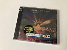 Paris by Supertramp (CD, Feb-1987, 2 Discs, A&M (USA))