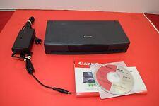 Canon Bubble Jet BJC-85 Portable USB Mobile Inkjet Travel Printer