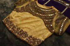 Bollywood Saree Sari Dress Indian Pakistani Designer Sari Wedding ready made