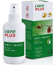 CARE PLUS Anti-Insect Deet 40% XXL Spray  200 ml    PZN11542945