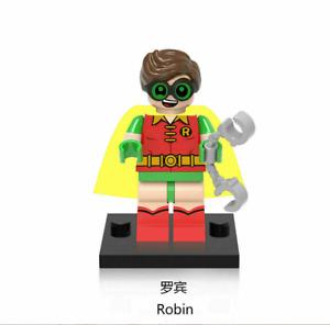Robin Minifigures DC Thor Loki Infinity War End Game Super Heroes Marvel LEGO