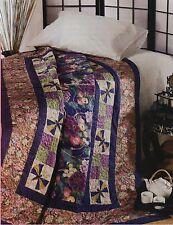 Asian Beauty Quilt Pattern Pieced/Applique RM