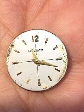 VINTAGE LE COULTRE K 490/BW MOVEMENT WITH DIAL AND HANDS  FOR LADIES WATCH =RUNS