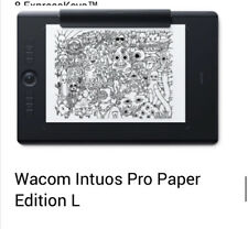 """Wacom Intuos Pro Paper Edition Large 17"""" - PTH-860P-N - Brand New No Reserve"""