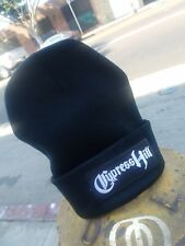 Cypress Hill Black Skull Cap Beanie