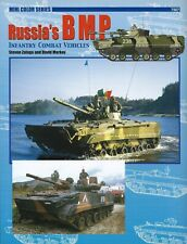CONCORD PUBLICATIONS 7507 Russia's BMP Infantry Vehicles by Steve Zaloga