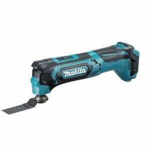 Makita TM30DZ 10.8v Multi Tool Cordless Body Only (slide Li-ion battery)