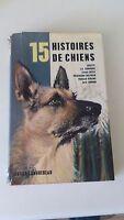 15 histoires de chiens - Gautier-Languereau (1969)