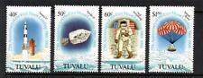 TUVALU MNH 1994 SG716-719 25TH ANV OF FIRST MANNED MOON LANDING