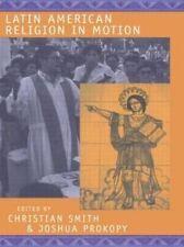 Latin American Religion Motion  BOOKH NEW