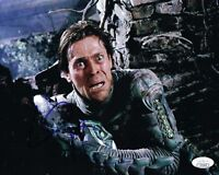 WILLEM DAFOE Signed GREEN GOBLIN 8x10 SPIDER-MAN Photo Autograph JSA COA
