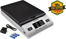 Accuteck S 50lbx02oz All In One Digital Shipping Postal Scale Withac Postage