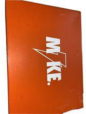 nike air jordan 1 High Like Mike Orange