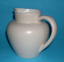 Vintage Studio Pottery - Attractive Soft Pink Colour Jug (M.Marks to the Base).