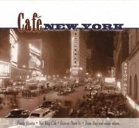 Frank Sinatra/Doris Day/Sammy Davis/+ - Cafe New York 2 CD  Pop/Diverses Neu