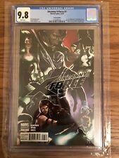 UNCANNY X-FORCE #1 Djurdjevic Variant. CGC 9.8 Marvel 2010