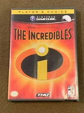 Nintendo Gamecube Video Game The Incredibles Player's Choice Games Rated T