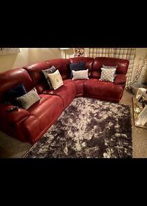Harveys Recliner Corner Sofa