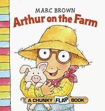 Arthur on the Farm (A Chunky Book(R))-ExLibrary
