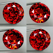 IF 230+ cts Huge Portuguese Round (30 mm) Lab Simulated Red Ruby Diamond AAA B15