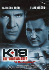 K - 19 The Widowmaker - Action / Drama - Harrison Ford, Liam Neeson - NEW DVD