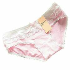 Women Lovely Panties Soft Multi Color Cotton Lace Bow Knot Knickers Underwear zx