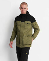 Lyle and Scott Mens Contrast Yoke Jacket - Cotton