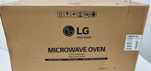 LG 2.0 cu.ft. Over-the-Range Microwave Oven with EasyClean Sensor Cook LMV2031ST