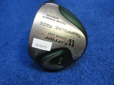 WARRIOR 300CC FORGED TI DRIVER 10*, GRAPHITE REGULAR, RH (W-6475) MAKE OFFER