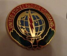 CREST,DI , UNITED STATES PACIFIC COMMAND, ARMY ELEMENT