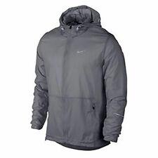 $140 Nike Men's Hurricane Running Jacket Gray $140 604367-065 XL
