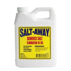 Salt-Away Salt Remover & Flushing Concentrate