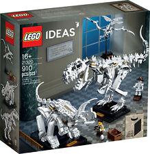 LEGO® Ideas 21320 Dinosaurier-Fossilien NEU OVP + Polybag Geschenk!