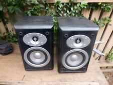 Jamo E 3sur series rear  surround Speakers faulty tweeters