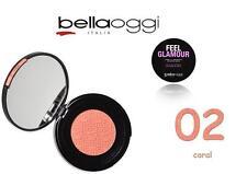 BELLAOGGI FEEL GLAMOUR FARD ILLUMINATE EFFETTO SETA N° 2 ROSA CORALLO PESCA