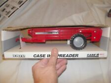 Case IH toy spreader for tractor 1/16 scale Vintage Ertl Co NIB Box 4207