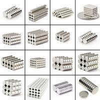 100N50 2x2mm Mini Runde Magnet Pinnwand Bürobedarf Neodym Magnettafel Magnetwand