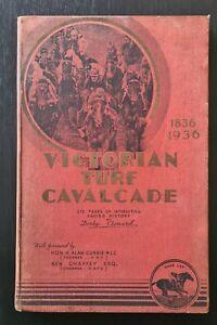 RARE Victorian Turf Cavalcade by Derby Clonard 1936