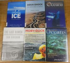 Moby Duck Pollution Environmental Disasters Drought Climate Crisis Book Lot