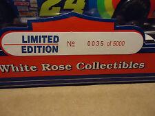 JEFF GORDON  ERTL WHITE ROSE DUPONT LUMINA AMERICAN MUSCLE CAR 1:18 DIECAST BANK