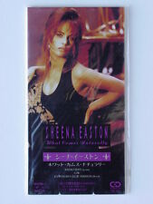 """Sheena Easton/What Comes Naturally (2 Versions) (Japan 3"""" CD/SEALED)"""