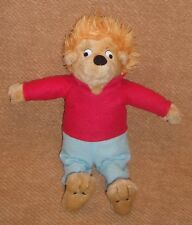 "BERENSTAIN BEARS PLUSH DOLL, 14"" Brother, PBS"