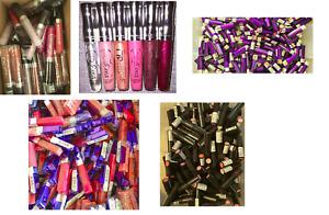 Lot of 10 Rimml Lip Gloss Lip Stick Lipstick Lipgloss Lip Color GOOD GIFT IDEA